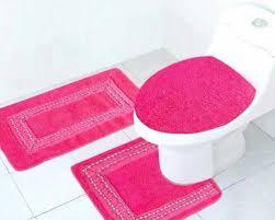 Pink Bathroom Rugs Pink Bathroom Rugs Complete Ideas Exle