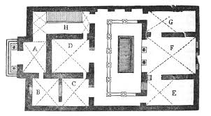 Roman Domus Floor Plan A Visit To The Ancient Roman House In The Villa Negroni U2013 Rooms A