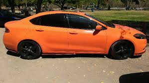 lowered dodge dart who s lowered their gt