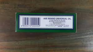 Minyak Axe axe brand medicated relief aches sore 2