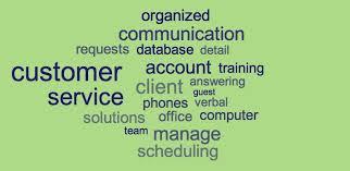customer service resume exles resume exles keywords for customer service
