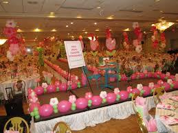 balloon decor for hospital s fashion show fundraiser theme was
