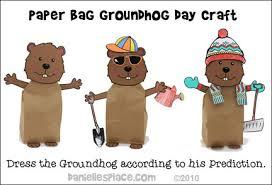 groundhog crafts