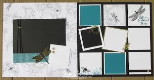 12x12 scrapbook dragonfly dreams 12x12 scrapbook layout pages song of my heart