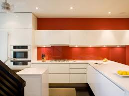 8 red kitchens to die for hgtv