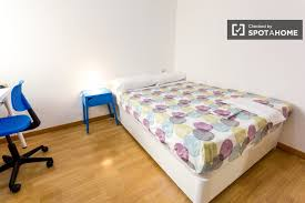What Is Bedroom In Spanish Apartments And Rooms For Rent In Madrid Spotahome