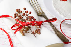 the official site of frank fontana holiday place setting ideas