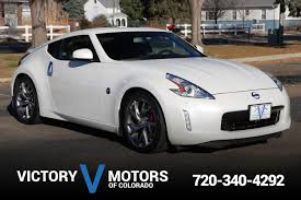 nissan fairlady 370z nismo used nissan 370z for sale denver co cargurus