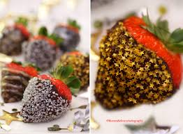 new year chocolate chocolate covered strawberries happy new year by theresahelmer on