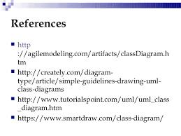tutorialspoint uml class diagram class diagrams