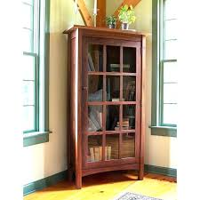 Bookcase With Glass Doors Glass Bookcase Quiller Glass Bookcase Glass Bookshelves Cabinet
