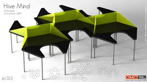 Office Table And Furniture By OMC - Designer office table