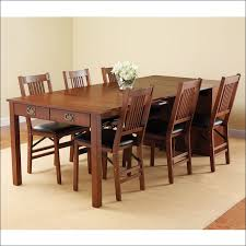 Folding Table With Handle Dining Room Fabulous Folding Dinette Set Butcher Block Dining