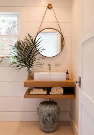 Sink Shelves Bathroom Wood In Modern Bathrooms