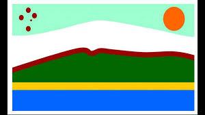 Flying Flag Bega U0027s Djiringanj Elders Flying Flag For Peace Bega District News