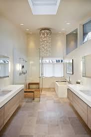 Concrete Floor Bathroom - wooden shower floor bathroom contemporary with concrete floor