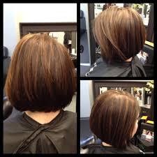 medium length stacked hair cuts stacked bob haircuts picmia