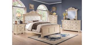 antique white bedroom sets russian hill bedroom set in antique white finish