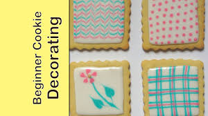 Icing To Decorate Cookies How To Decorate Cookies With Royal Icing The Basics Youtube