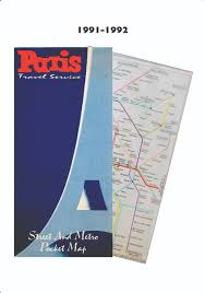 Tunis Metro Map by Street U0026 Metro Map Products Paris Travel Service Robin Worldwide