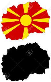 Flag Of Macedonia Macedonia Flag Clipart Collection