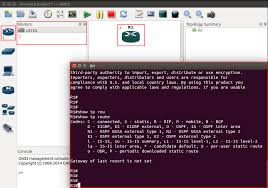 tutorial gns3 linux setting up gns3 1 1 on ubuntu cisco skills