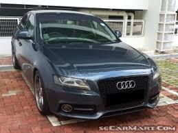 audi a4 singapore used audi a4 car for sale in singapore sgcarmart