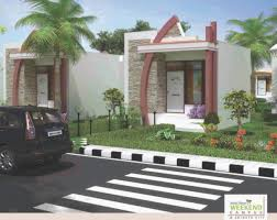 300 Sq Ft 300 Sq Ft 1 Bhk 1t Villa For Sale In Balaji Dham Weekend Campus