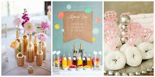 Diy Table Centerpieces For Weddings by 40 Best Bridal Shower Ideas Fun Themes Food And Decorating
