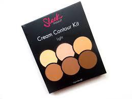 the new sleek cream contour kit review u2013 secrets of a rose