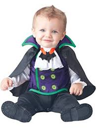amazon com incharacter baby boy u0027s count cutie vampire costume