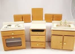 Dollhouse Kitchen Sink by Mini Mid Century Modern Collection On Ebay