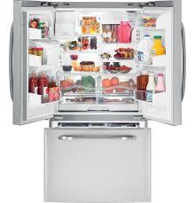 ge glass door refrigerator ge french door refrigerator for 1699 friedman u0027s ideas and