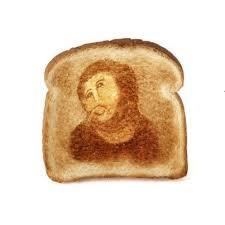 Monkey Jesus Meme - a star is born internet loves disfigured jesus fresco beast