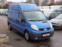 renault blue renault trafic 2 0 dci pack clim