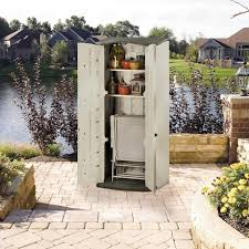diy outdoor storage cabinet upright outdoor storage cabinet best cabinets decoration