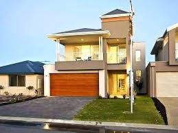 homes designs narrow lot home designs perth extraordinary block house designs