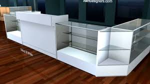 Counter by Retail Display Counter And Showcase Kiosk Avi Youtube