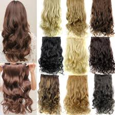 secret hair extensions 2pcs lot new 24inch 60cm clip in on hair extensions