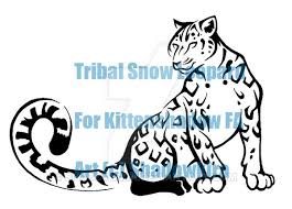 snow leopard tattoo tattoo collections