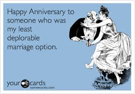 Happy Anniversary Meme - funny anniversary memes ecards someecards
