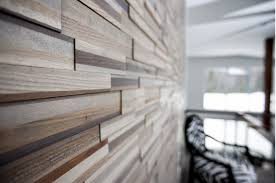 Wood Paneling Walls by Add A Warm Contemporary Look To Any Room With Easy Diy Multi