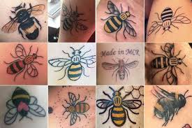 10 000 people have now had bee tattoos to raise money for the we