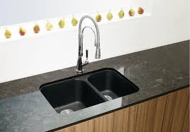 C Kitchen Sink Blanco 401130 Vision U 1 And 1 2 Bowl Undermount Kitchen Sink In