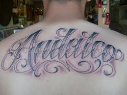 tattoo lettering 5 best tattoos ever