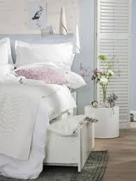 schlafzimmer hellblau raumfarbe hellblau wand und bettwäsche im schlafzimmer