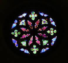 stained glass window file stained glass window mosque of córdoba jpg wikimedia commons