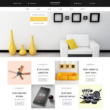 free home appliances store shopify template webcodemonster