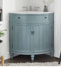 18 Inch Bathroom Vanity by Fresca Coda 18 Inch White Corner Bathroom Vanity