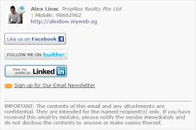get a free salesperson email signature marketing for salesperson